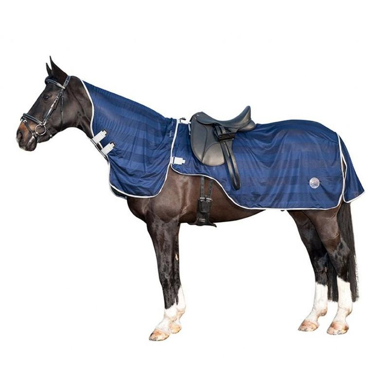 HKM Exercise Detachable Neck Fly Rug