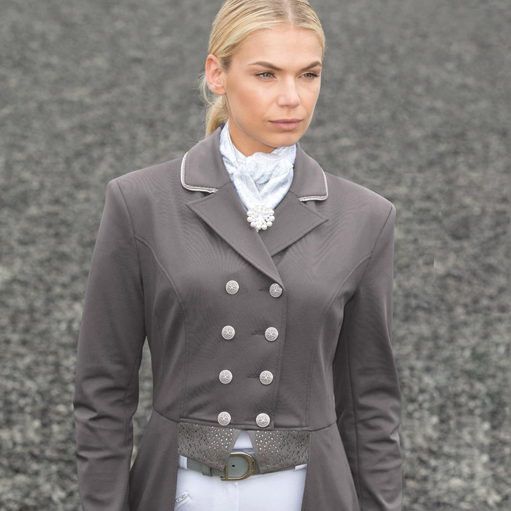 Equetech Jersey Deluxe Dressage Tailcoat